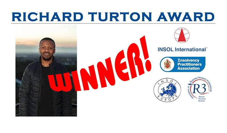 Richard Turton Award